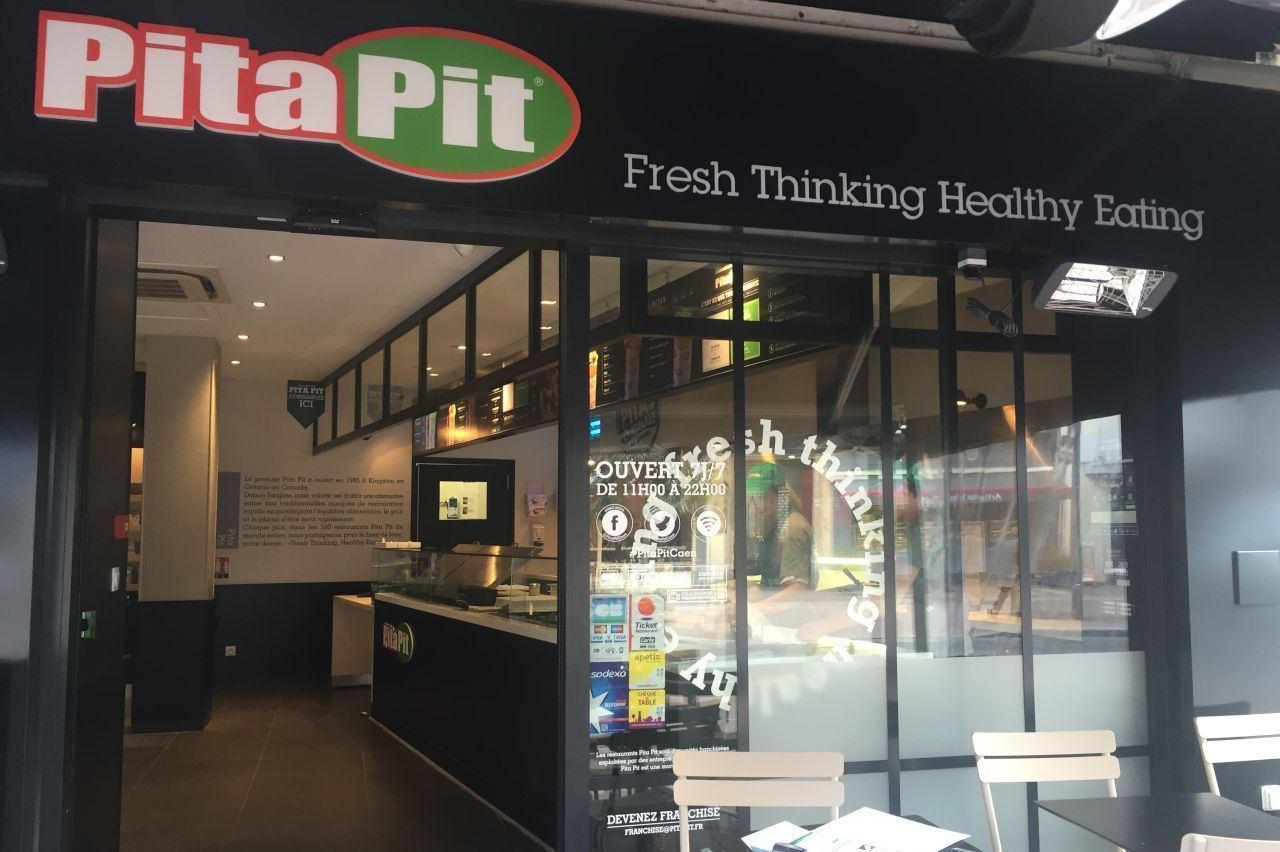 Pita Pit - Commerce Caen - Boutic photo 1