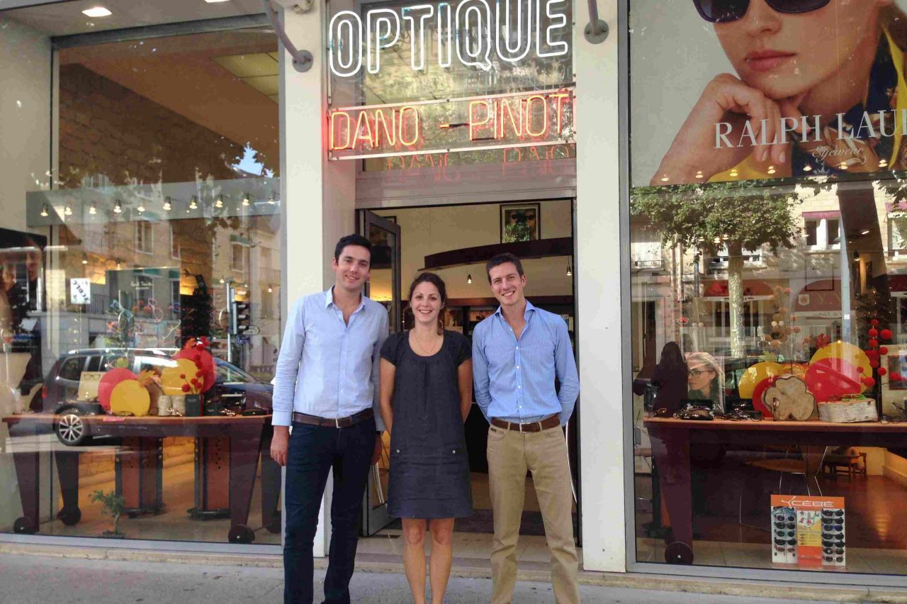 Optique Dano-Pinot - Commerce Caen - Boutic photo 1