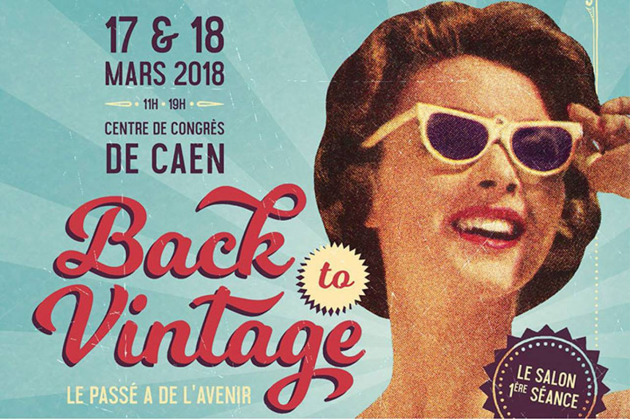 Caen - Salon Back to Vintage - Boutic photo 1