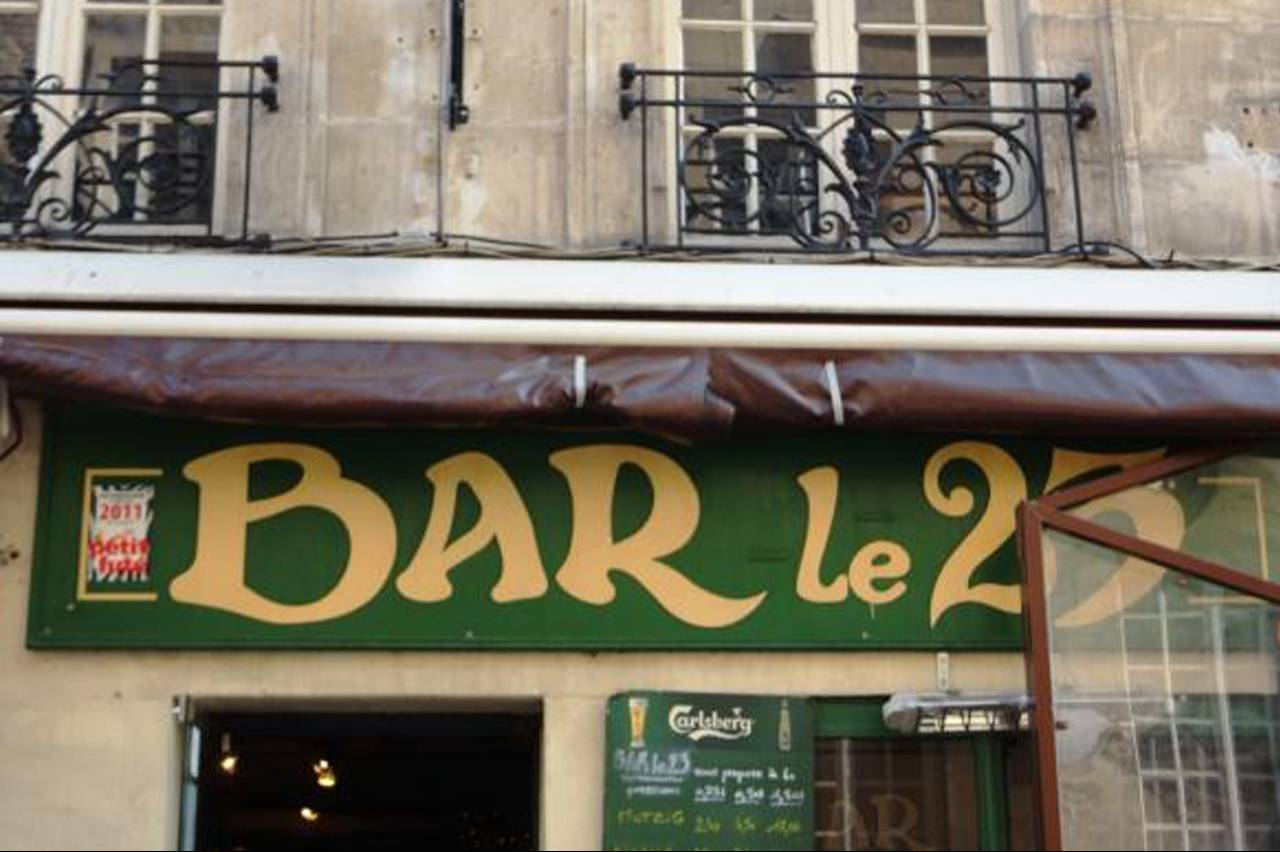 Bar le 23 - Commerce Caen - Boutic photo 1