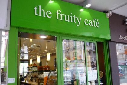 The Fruity Café - commerces Caen