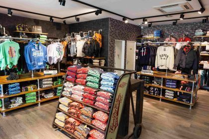 Events Family - Superdry - commerces Caen