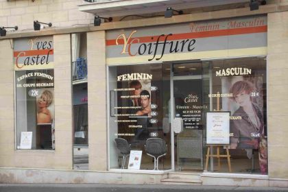Yves Coiffure - commerces Caen