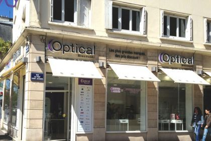 Optical Discount - commerces Caen