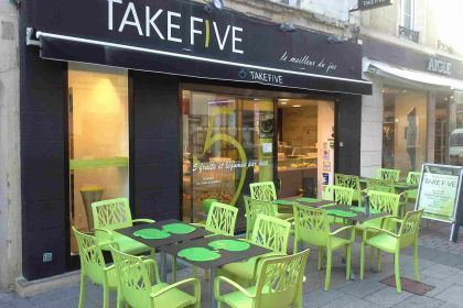 Take Five - commerces Caen
