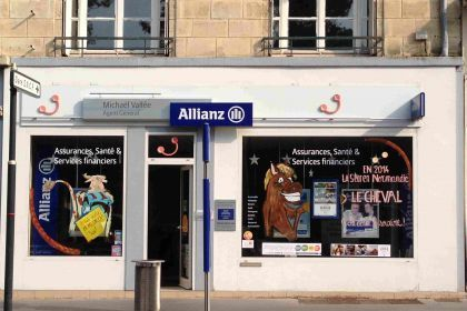Allianz Michaël Vallée Assurances - commerces Caen