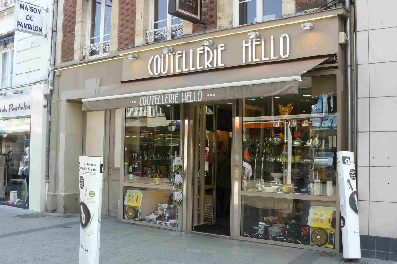 Coutellerie Hello