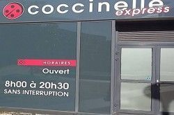 Coccinelle Express - Mes Grands Magasins Caen